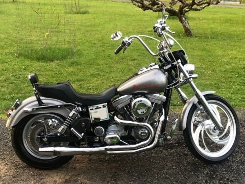 1996 Harley-Davidson Dyna Silver for sale