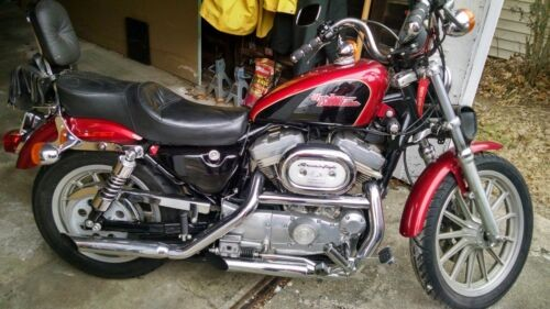 1996 Harley-Davidson Other CRIMSON for sale