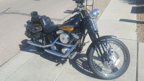 1996 Harley-Davidson Street Yellow for sale craigslist