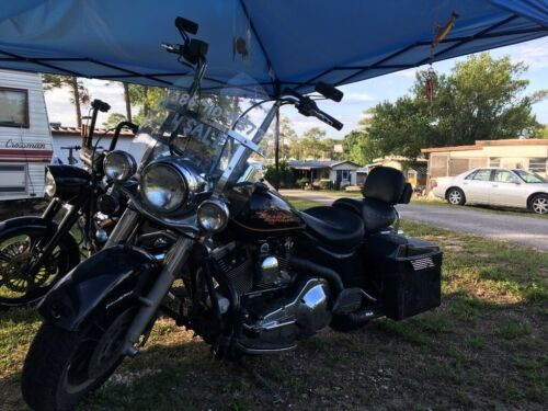 1996 Harley-Davidson Touring Black for sale craigslist