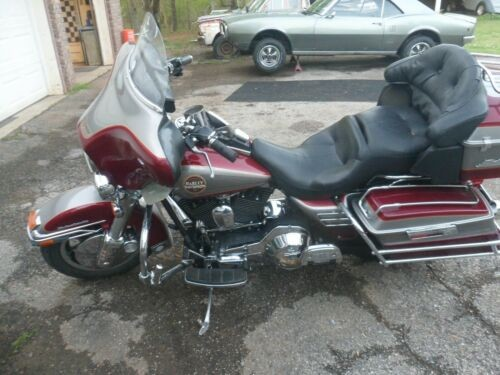 1996 Harley-Davidson Touring Burgundy for sale
