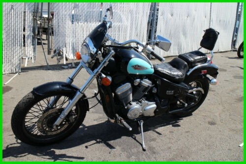 1996 Honda Shadow VLX Blue for sale