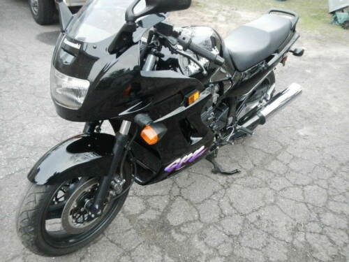 1996 Kawasaki Ninja Black for sale craigslist