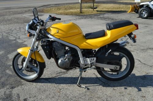 1996 Other Makes MZ Scorpion 660 Yellow for sale