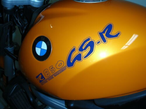 1997 BMW R-Series Orange for sale craigslist