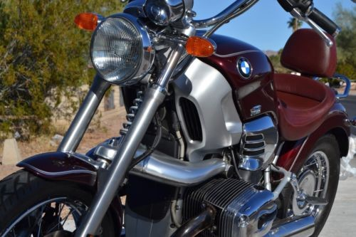 1997 BMW R-Series R1200C canyon red craigslist