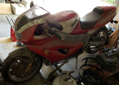 1997 Bimota YB11 for sale craigslist