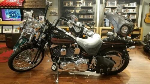 1997 Harley-Davidson FXSTSB - Springer Softail® Bad Boy -- Black for sale craigslist