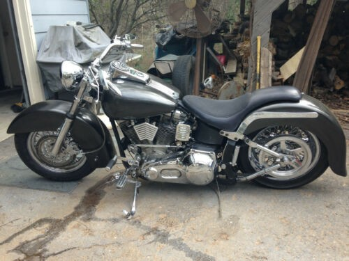 1997 Harley-Davidson Softail Gray for sale
