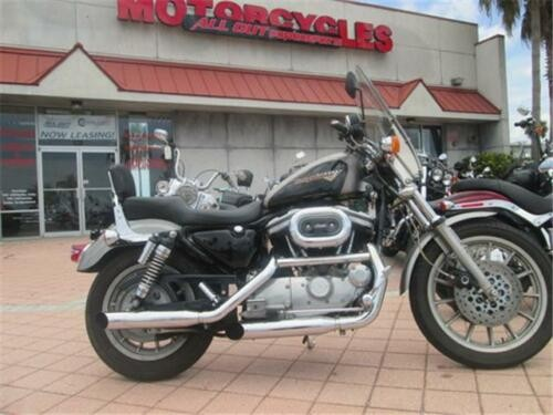 1997 Harley-Davidson Sportster -- Black for sale craigslist