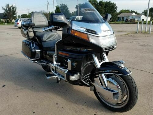 1997 Honda Gold Wing Black for sale craigslist