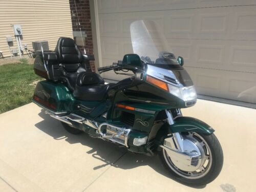 1997 Honda Gold Wing Green for sale