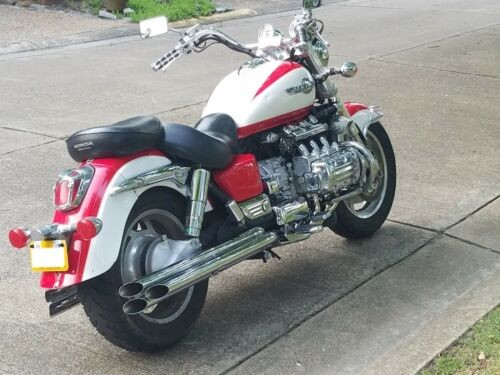 1997 Honda Valkyrie for sale craigslist