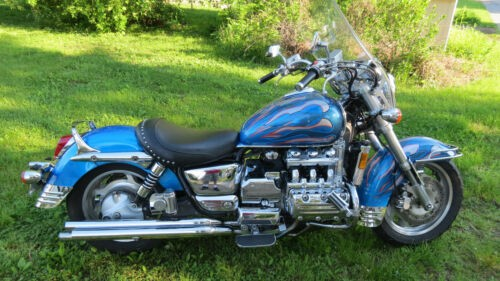 1997 Honda Valkyrie Blue for sale
