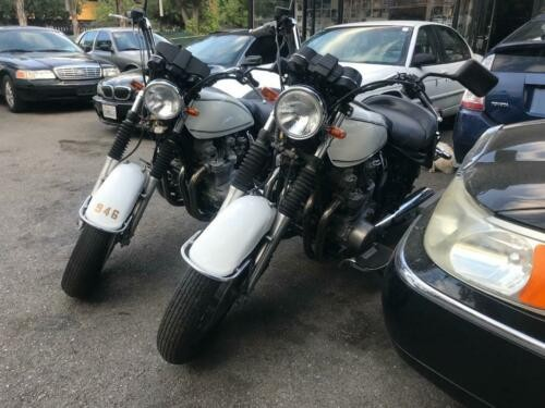 1997 Kawasaki KZ1000 POLICE SPECIAL Black N WHITE for sale craigslist