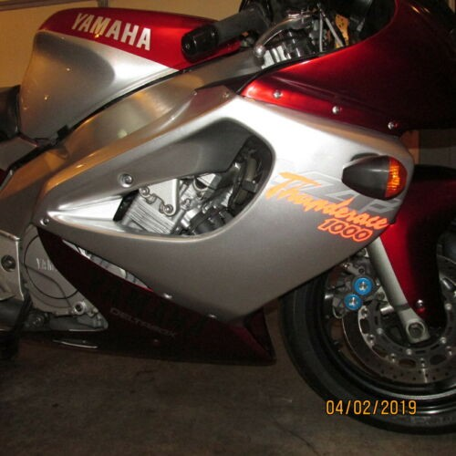 1997 Yamaha YZF-R Red/Silver for sale