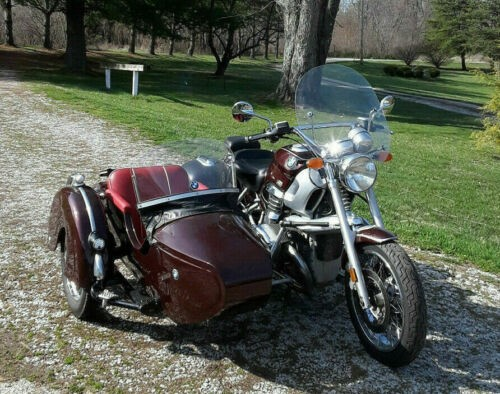 1998 BMW R-Series R1200 motorcycle with Steib Sidecar for sale craigslist