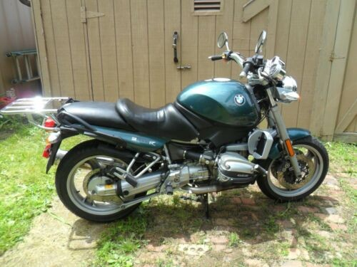 1998 BMW R-Series ascot green for sale