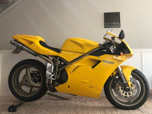 1998 Ducati Superbike Yellow for sale