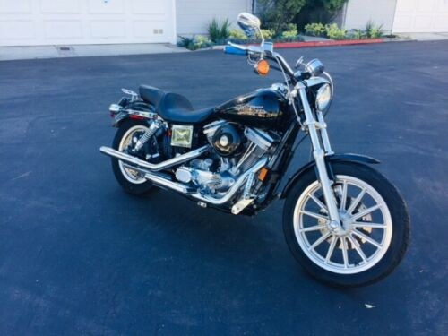 1998 Harley-Davidson Dyna Black for sale