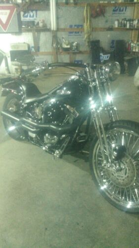 1998 Harley-Davidson Softail Black for sale craigslist