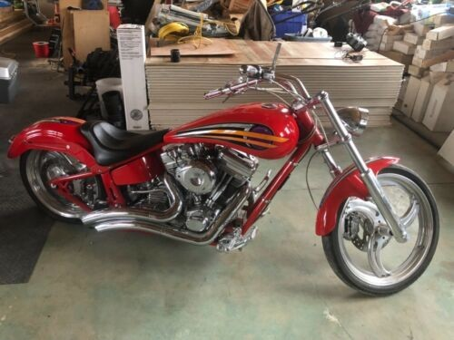 1998 Harley-Davidson Softail Red for sale craigslist