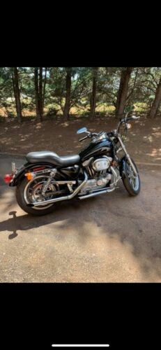 1998 Harley-Davidson Sports 1200 Black craigslist