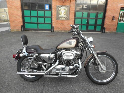 1998 Harley-Davidson Sportster Brown for sale
