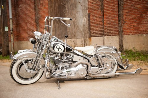 1998 Harley-Davidson Touring Chrome for sale