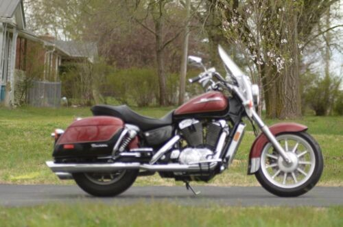 1998 Honda Shadow Maroon for sale