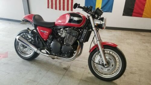 1998 Triumph Thunderbird Red for sale