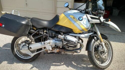 1999 BMW R-Series Silver for sale