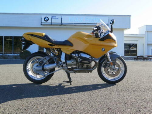 1999 BMW R1100S -- Yellow craigslist
