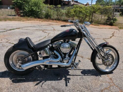 1999 Custom Built Motorcycles Chopper for sale
