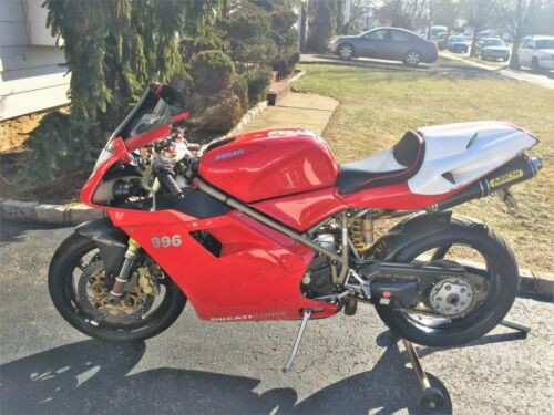 1999 Ducati Superbike Red craigslist
