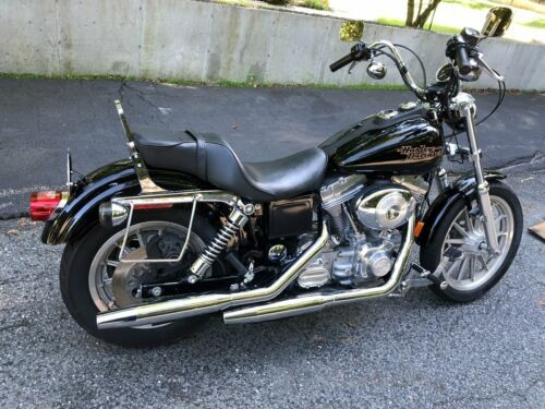 1999 Harley-Davidson Dyna Black for sale craigslist