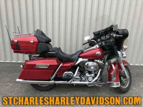 1999 Harley-Davidson FLHTCUI - Electra Glide Ultra Classic Injection Red for sale