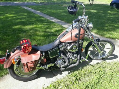 1999 Harley-Davidson FXDWG Wideglide for sale craigslist