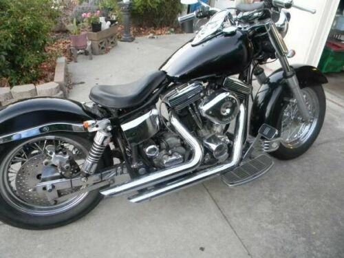1999 Harley-Davidson FXR Black for sale