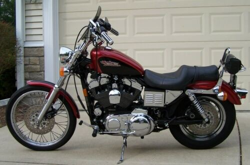 1999 Harley-Davidson Sportster red/black for sale