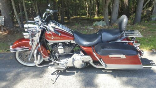 1999 Harley-Davidson Touring Orange for sale craigslist