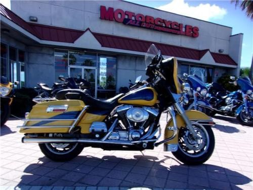 1999 Harley-Davidson Touring -- Yellow for sale craigslist