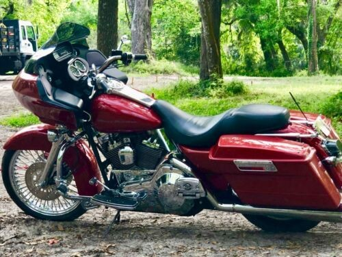 1999 Harley-Davidson Touring laser red for sale craigslist