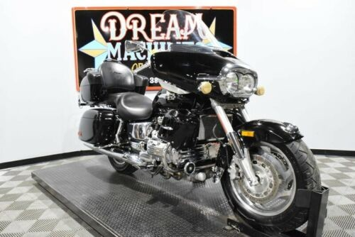 1999 Honda Valkyrie Interstate GL1500CF -- Black for sale