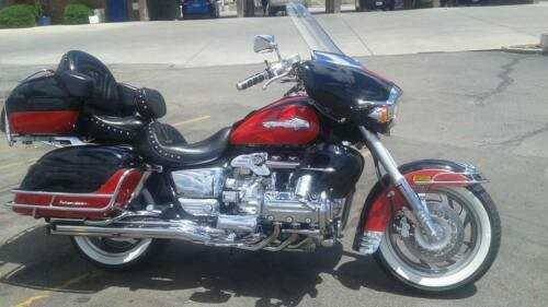 1999 Honda Valkyrie Interstate Black/Red for sale