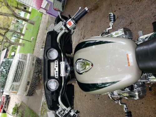 1999 Honda Valkyrie Green for sale