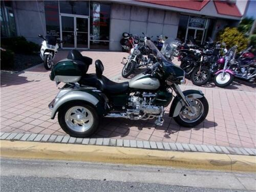 1999 Honda Valkyrie TRIKE Green for sale
