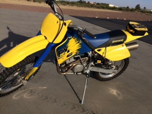 1999 Husaberg FX600 Yellow for sale