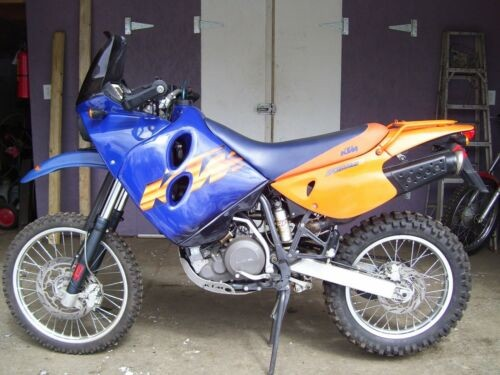 1999 KTM Adventure Blue for sale