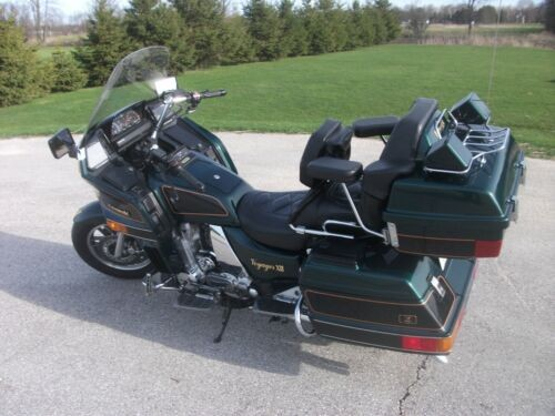1999 Kawasaki Voyager XII Green for sale craigslist